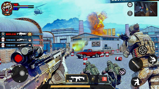 Black Ops SWAT - Offline Action Games 2021 1.0.5 screenshots 14