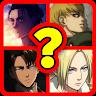 Attack On Titan Quiz 2021 game apk icon