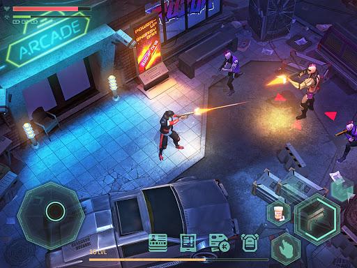Cyberika: Action Adventure Cyberpunk RPG  screenshots 8