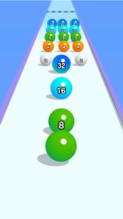 Ball Run 2048 0.3.0 Screenshots 2