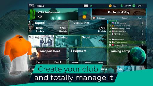 Live Cycling Manager 2021 1.11 screenshots 9