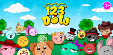 123 Dots: Learn to count numbers for kidsのおすすめ画像1