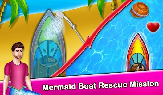 Mermaid Rescue Story4 -Rescue Mermaid Android Game Screenshot