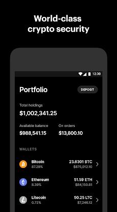 Coinbase Pro – Bitcoin & Crypto Tradingのおすすめ画像4