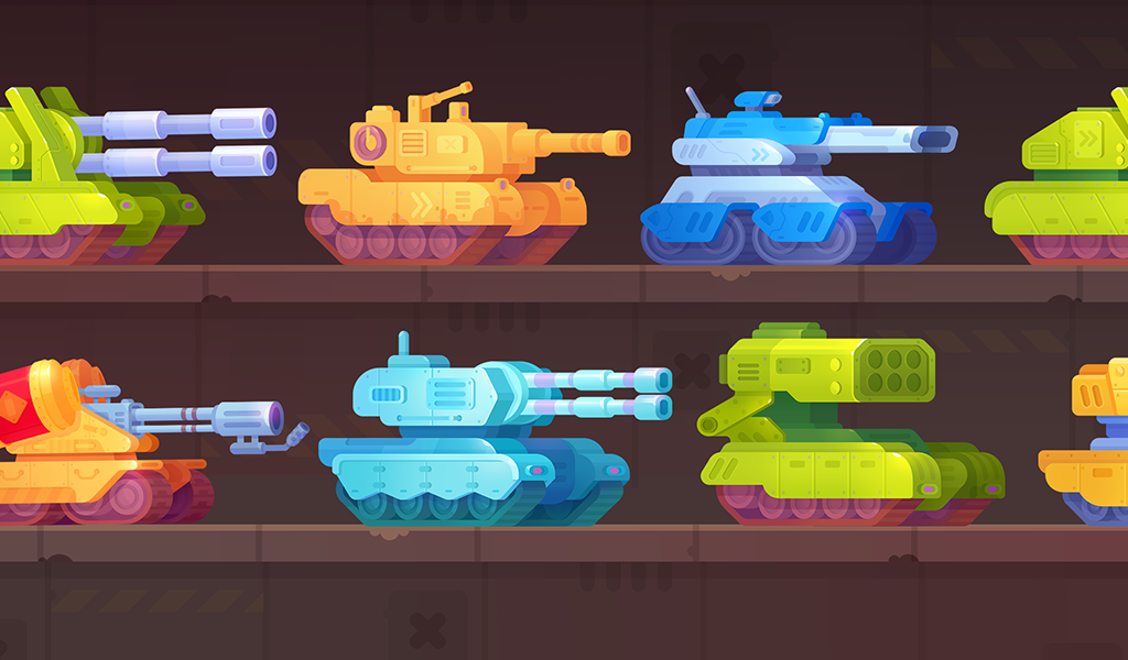 Tank Stars poster 11