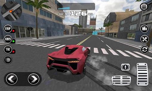 Fanatical Car Driving Simulator 1.1 Mod + Data (APK) Full 1