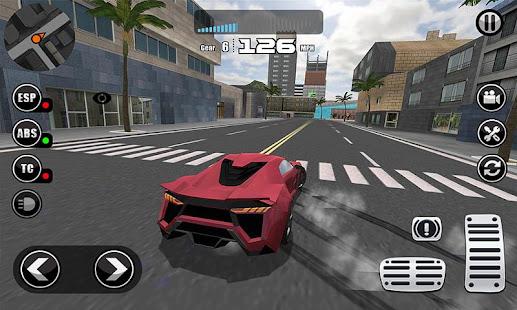 Fanatical Car Driving Simulator 1.1 Screenshots 1