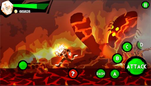 Super Boy Ultimate Power of Alien FIre Blast  screenshots 5