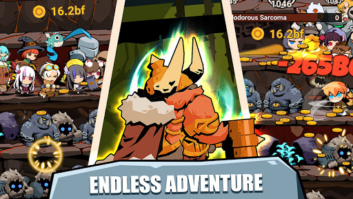 Tap Dungeon Hero:Idle Infinity RPG Game apktram screenshots 9
