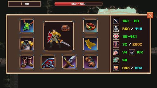 Mortal Crusade: Platformer with Knight Adventure Knight Adventure screenshots 2