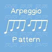Arpeggio Pattern: Guitar tool