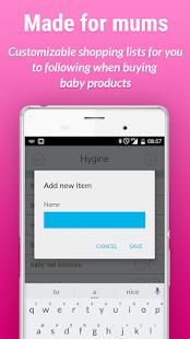 Newborn Baby Checklist 2.10 Screenshots 4