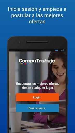 CompuTrabajo - Ofertas de Empleo y Trabajo  screenshots 1
