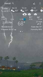 YoWindow Weather — Unlimited Pro Apk (PAID) 7