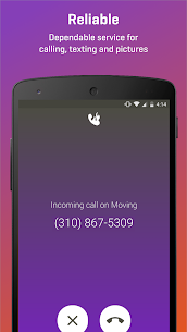 Burner APK for Android : Private Phone Line for Text and Calls 3