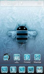 Frozen Android NOVA Launcher Theme – Iconpack Apk Download New 2021 1