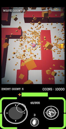cuba - the maze warrior screenshot 1