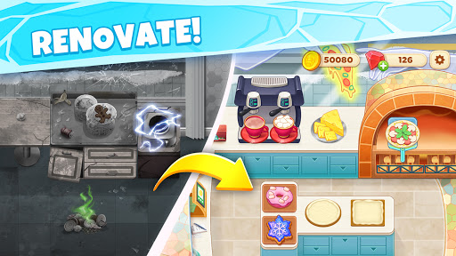 Cooking Diaryu00ae: Best Tasty Restaurant & Cafe Game 1.32.0 screenshots 3