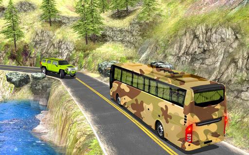 Army Bus Simulator 2020: Bus Driving Games APK MOD Download 1
