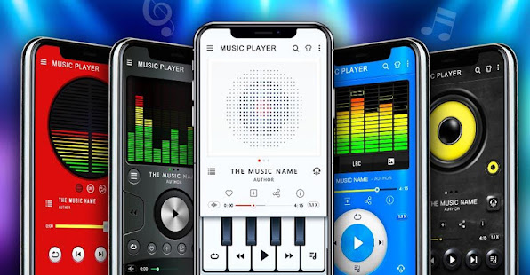 Music Player - Audio Player with Best Sound Effect screenshots 10