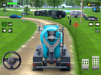 Image For Car Games Driving Academy 2: Driving School 2021 Versi 2.5 10