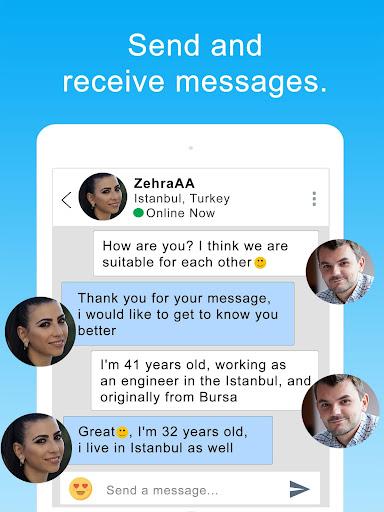 99Tu00fcrkiye Turkish Dating 391 Screenshots 14