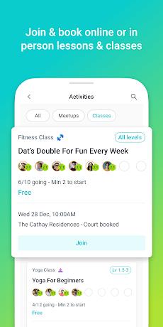 Rovo - Sports, Fitness, Yoga Tracker & Communityのおすすめ画像5