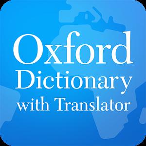Oxford Dictionary Translatortextspeech image 5.0.295 by MobiSystems logo