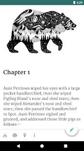 JotterPad - Writer, Screenplay, Novel 13.0.11B-pi Screenshots 8