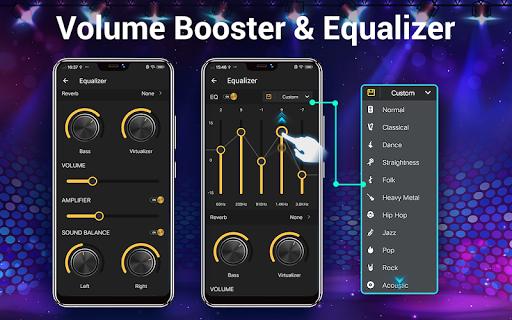 Music Player- Free Music & Mp3 Player 1.8.2 Screenshots 8