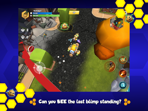 Battle Bees Royale  screenshots 10
