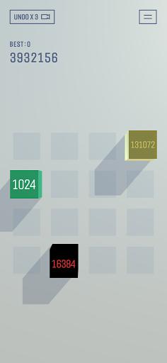 2048 CUBE  screenshots 2