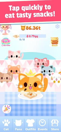 Greedy Cats: Kitty Clicker 1.3.0 screenshots 1