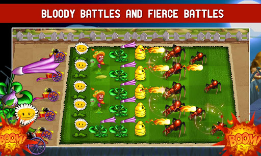 Angry Plants Flower apktram screenshots 4