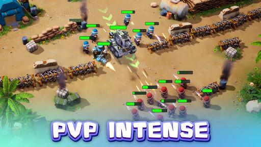 Code Triche Top War: Jeu de bataille (Astuce) APK MOD screenshots 2