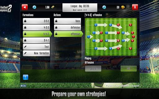 Football Champions 7.41 screenshots 13