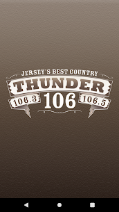 Thunder 106 Live For Pc [free Download On Windows 7, 8, 10, Mac] 1