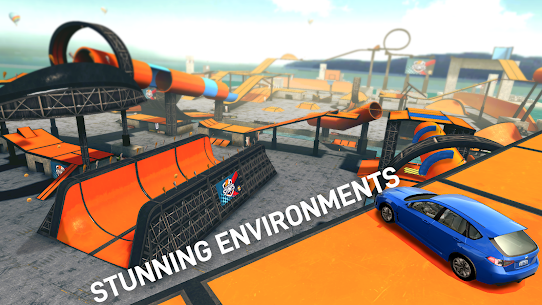 Mega Ramps APK – Car Stunt Races 3