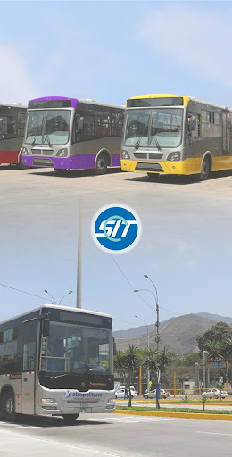 sistema integrado de transporte screenshot 1
