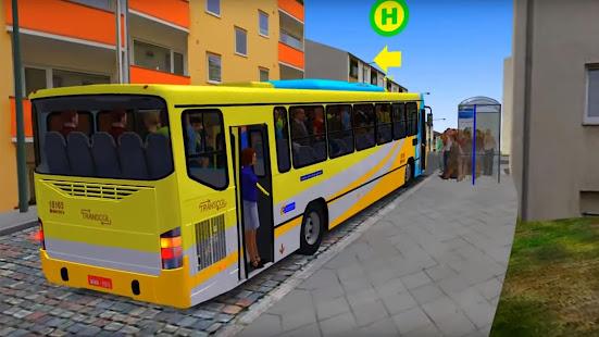 city bus driver & off road bus driver hack