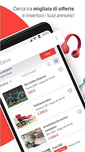 Subito: compra e vendi vicino a te!  Screenshots 2