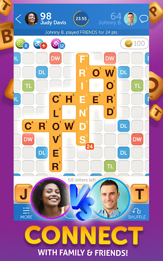 Words With Friends 2 - Board Games & Word Puzzles 15.761 screenshots 2