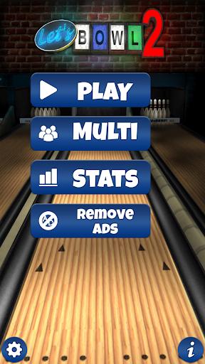 Let's Bowl 2: Bowling Free screenshots 1