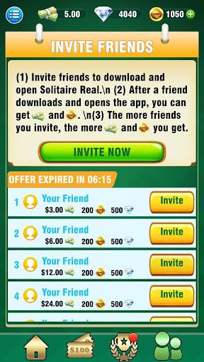 Solitaire Lucky screenshot 7