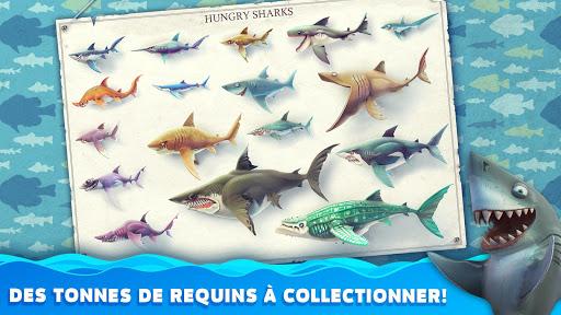Hungry Shark World APK MOD – Pièces Illimitées (Astuce) screenshots hack proof 2