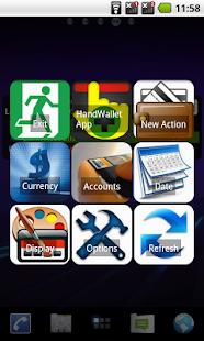 Accounting Widget