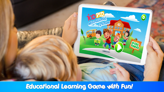 Kidpid Education Games - Puzzle Math Music