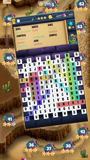 The Best Word Search (Free) screenshots 6