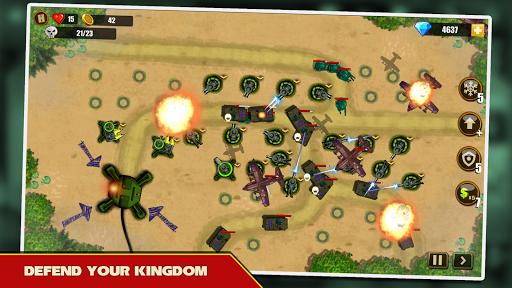 Tower Defense: Toy War  screenshots 1