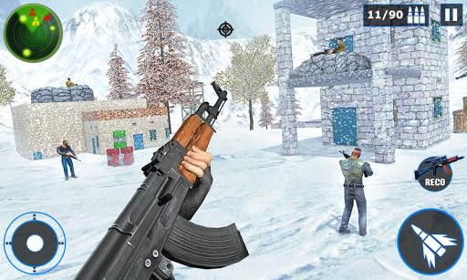 Combat Shooter: Critical Gun Shooting Strike 2020 2.3 screenshots 5